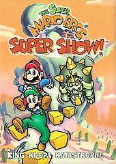 Super Mario Bros. King Koopa Katastrophe DVD, 2007
