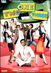 One Two Three DVD, 2008