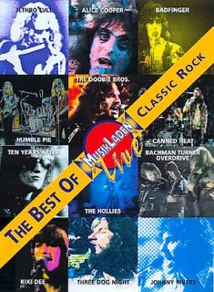 The Best of MusikLaden Live   Classic Rock DVD, 2000
