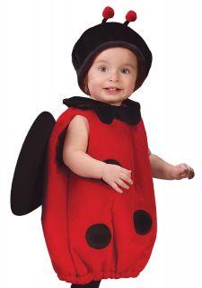 Infant Baby Ladybug Lady Bug Ladybird Halloween Costume 24 months
