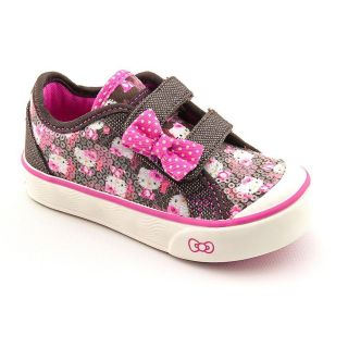 Keds Mimmy H&L Hello Kitty Toddler Girls Size 5 Brown Athletic