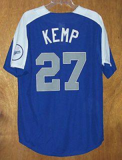 LA Dodgers Matt Kemp Replica Jersey +New With Tags+ Mens Extra Extra