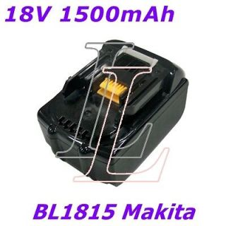 Makita 18 V 1500mAh Compact Lithium Ion Battery BL1830 for Power TOOLS