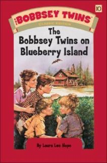 on Blueberry Island Vol. 10 by Laura Lee Hope 2004, Hardcover