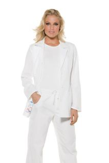 New Baby Phat Scrubs Uniforms Sets Nursing 26873 Blkp