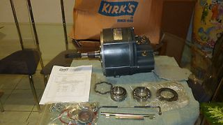 NEW KIRKS 50DN GENERATOR BELT DRIVEN UNIT # 2966 PART # UPG8 24