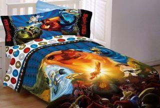 lego ninjago ninja masters twin comforter kids bed boys time