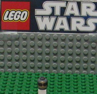 STAR WARS LEGO  MINI FIGURE  MINI FIG  HONDO OHNAKA    HEAD ONLY