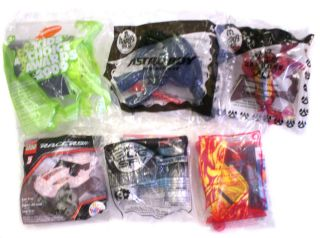 Cool Happy & Kids Meal Toys/Avatar/Astro Boy/Nickelodeon/Bakugan/Lego