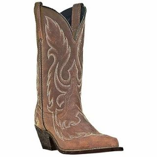 laredo 52094 women s saucy brown western boots size 7 m returns