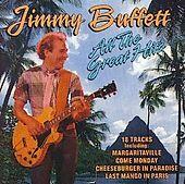 by Jimmy Buffett CD, Aug 2002, Prism Leisure Corporation UK