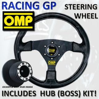 omp racing gp steering wheel 330 hub mini mayfair 91