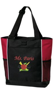 Teacher Tote Bag Personalized Bags Teacher Gift Personalized Teacher