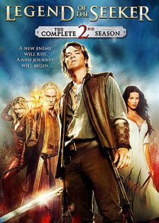 Legend of the Seeker The Complete Second Season DVD, 2010