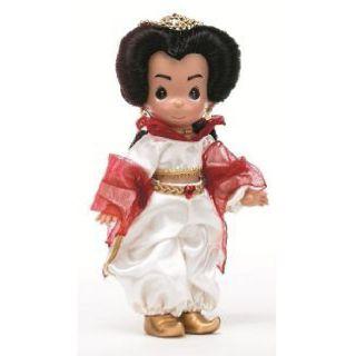 precious moments disney enchanted jasmine doll 5335 new one day