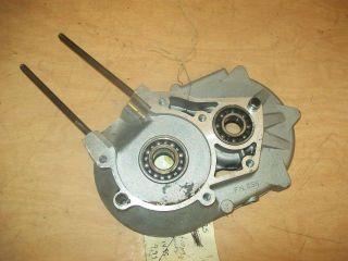 2004 lem 50 right center motor engine case time left