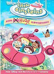 Disneys Little Einsteins Our Big Huge Adventure DVD, 2005