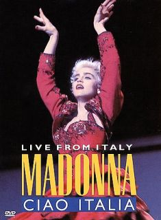Madonna   The Drowned World Tour DVD, 2001