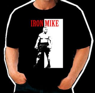 mike tyson scarface style hip hop t shirt