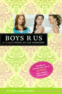 Boys R Us by Lisi Harrison 2009, Paperback