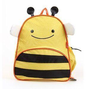 Cartoon Cute Book Bag Lunch Box Animal Zoo Handbag Child Toddler Boys