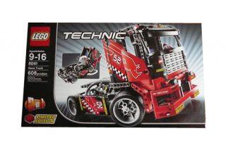 Lego Technic Race Truck