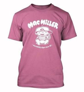Mac Miller Incredibly Dope since 82 T shirt white dsn2 ymcmb music