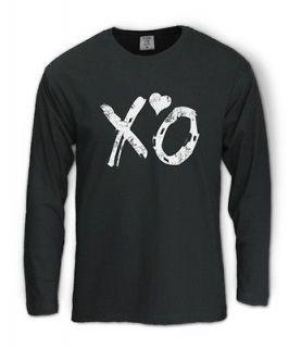 XO The Weeknd Long Sleeve T Shirt lil wayne OVOXO Octobers VERY OWN