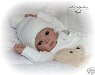 reborn doll daphne elly knoops vinyl doll kit from canada