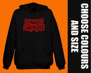 LYNYRD SKYNYRD Hoodie BNWT metal rock hoody S   2XL stocking filler