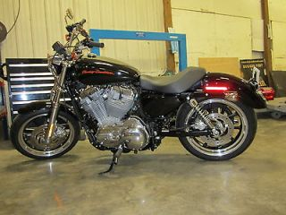 NEW SPORTSTER WITH CASS COUNTY CHOPPERS TRIKE KIT ONLY 4 MILES
