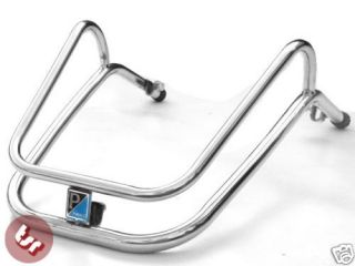 vespa mk1 t5 mudguard stainless steel crash bar badge from