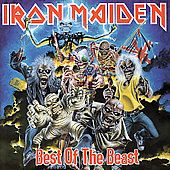 The Best of the Beast by Iron Maiden CD, Oct 1996, EMI Music