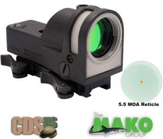 MAKO MEPROLIGHT DAY/NIGHT FIBER OPTIC TRITIUM REFLEX SIGHT SPRS MOA