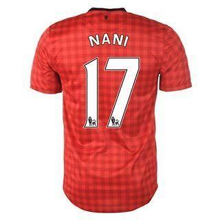 Manchester United Junior Boys Home Jersey Shirt 2012 2013   Man Utd