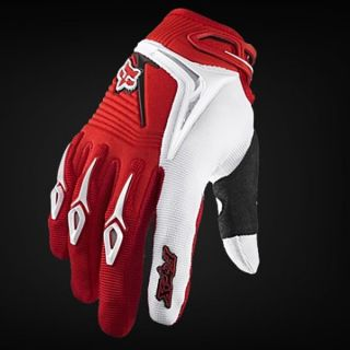360 BMX Cycling Bicycle bike Motorbike Motorcycle Racing Gloves Red