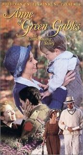 Anne of Green Gables   The Continuing Story VHS, 2001