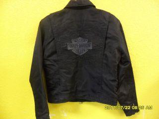 Womens Harley Davidson Jacket   RN 103819 / CA 03402   Small