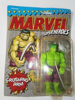 hulk marvel super heroes toy biz 1990 from ireland time