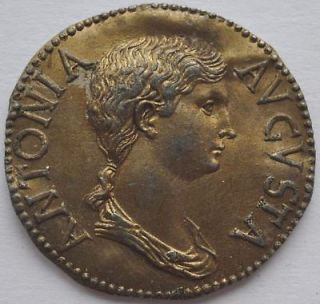 1920s unknown token jetton or wax seal ancient rome 7