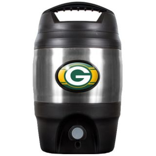 Green Bay Packers Insulated Plastic & Stainless Steel 1 Gallon