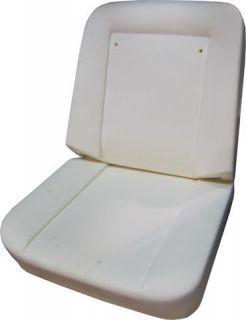 1967 1968 chevy pickup truck bucket seat foam bun  206 22