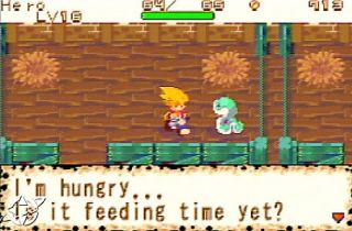 Dokapon Monster Hunter Nintendo Game Boy Advance, 2001
