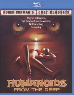Humanoids from the Deep Blu ray Disc, 2010