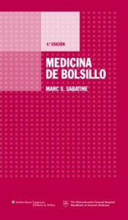 Medicina de Bolsillo / Pocket Medicine By Sabatine, Marc S. (EDT)