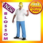 Marge Simpson Adult Cartoon Character Halloween Costume