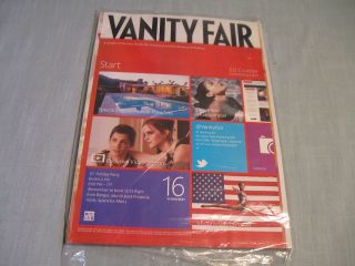 VANITY FAIR MAGAZINE December 2012 PRIVATE PARADISES SPECIAL EDITION
