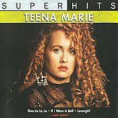 Super Hits by Teena Marie CD, May 2002, Sony Music Distribution USA