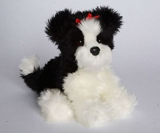TINGLE 8 tall plush SHIH TZU Douglas Cuddle Toy stuffed animal dog