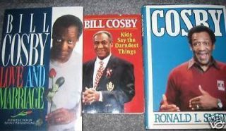 bill cosby lot biography darndest things love marriage time left